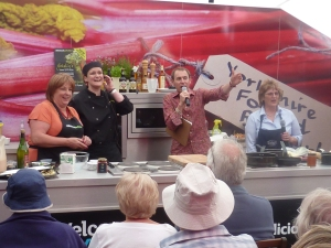 Yorkshire Show Deliciously Yorkshire Cookery Theatre