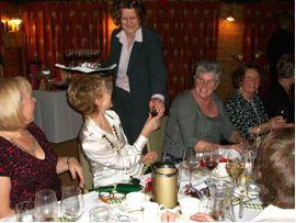 Rudding Park Lady Golfers at their Christmas Party