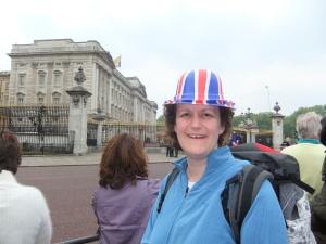 A true Brit!