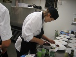 Plating up my starter