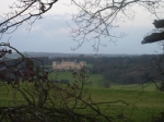 Harewood House in the distance