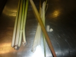 No leeks here - these fine beauties are bulrush
