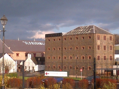 Bushmills - The oldest Distillery in the World!