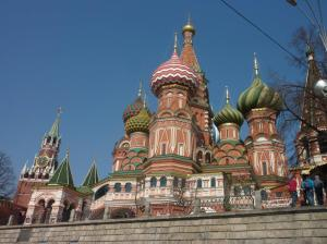 St Basils Cathedral Red Square