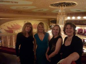 Bolshoi beware Ladies on Tour